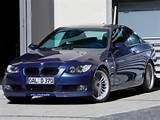 2009 Bmw Alpina D3 Bi Turbo Front Angle View Image
