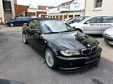 2004 Alpina B3 S 3 4 Switchtronic Navi Xenon Leather Pdc Cabriolet