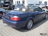 2003 Alpina B3 3 4 Switch Tronic Convertible Cabrio Roadster Used