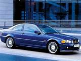 Alpina B3 3 3 Coupe E46 2 Photo