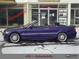 2003 Alpina B3 3 3 Convertible Cabrio Roadster Used Vehicle Photo 2