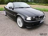 2001 Alpina B3 3 3 Switch Tronic Convertible Cabrio Roadster Used