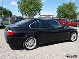 2000 Alpina B3 3 3 Coupe Collector Grade Sports Car Coupe Used