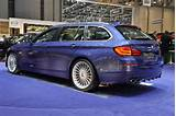 Geneva 2011 Alpina Bmw B5 Bi Turbo Touring Is A 5 Series Estate On
