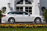 Alpina B5 Biturbo Touring The Closest We Ll Get To An M5 Wagon
