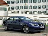 Alpina Modell B5 E60 Motor 4 4i 500 Ps Switch Tronic K Rper Typ Sedan