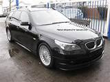 2006 Alpina B5 Full Facilities Tv Head Up Vmax 310 Km Estate Car