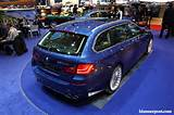 Renowned Bmw Tuning House Alpina Has Brought Its Latest F10 F11