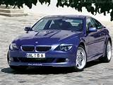 Alpina B6 S Coupe High Resolution Image 1 Of 3