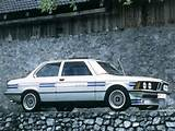 E21 Alpina Bmw B6 2 8 If You Wanted A Fast Pact Back In 1980 This