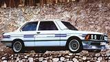 1978 1983 Bmw Alpina C1 B6 E21 Side View