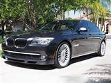 Picture Of 2011 Bmw Alpina B7 Swb Exterior