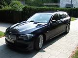 Alpina B5 Biturbo Touring Switch Tronic 2011 Used Vehicle Accident