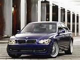 Click Here To Go To The Alpina 7 Series E66 Gallery