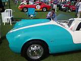 1955 Abarth 210 A Spider Boano Related Infomation Specifications