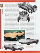 1955 Abarth 208 A Spider Boano Related Infomation Specifications