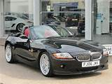 Used Bmw Z4 Alpina 3 4 Roadster S Convertible Black 2006 Petrol For