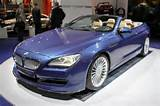 Review The 2012 Alpina Biturbo Convertible