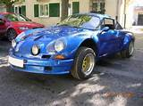 Coches Renault Alpine A110