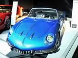 1957 Alpine A108 C Forr S