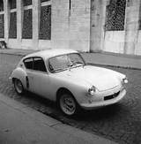 1955 Renault Alpine A106 Picture Pic92892
