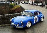 Alpine A106 Mechanical Ponents From The 4cv Were Used In 1955