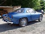 1962 Alpine Renault A108 For Sale