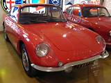 Alpine A 108 Mille Milles 1957 Technical Specifications