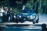 Alpine Renault A110 Photo Gallery