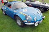 1970 Alpine A110 1600s News Pictures Specifications And Information