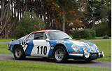 Rare And Totally Restored Renault Alpine A110 Coupe Heads A Heart