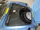 1969 Renault Alpine A110 Berlite 1300 Coupe Trunk Photo 33988872