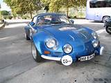Description Alpine Renault A110 Berlite