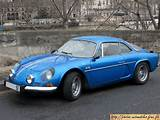 Alpine A 110 Photos