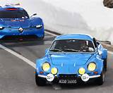 Legacies Then And Now 2012 Renault Alpine A110 50 Is A Blend Of 1964