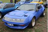 Gtp Cool Wall 1971 1984 Alpine A310 Gtpla