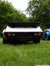 Wallpaper Renault Alpine A310 Vec Racing 1983 Arri Re