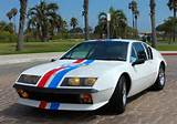 1977 Renault Alpine A310 Coup The Only One In The U S V A