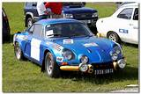 Alpine A110 1600s 1972 Front Alpine A110 1600s 1972 This Car Was