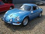 1971 Renault Alpine 1 6 1600s Coup