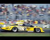 Renault Alpine A442 V6 Gordini Victory In Le Mans 24 Hours 1978