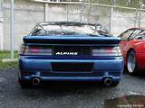 1991 Alpine A 610 Photos Informations Articles Bestcarmag