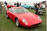 Abarth Fiat 850 Allemano Coupe Coupe 1959 61