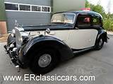 Sold Alvis Ta14 1949 Sunroof Very Good Condtion