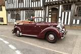Alvis Ta 14 Drophead Coupe 1948 On Car And Classic Uk C400418