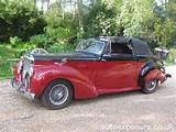 1953 Alvis Ta21 For Sale In Landford Wiltshire Image 2