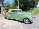 Details For Alvis Ta 21 Drophead Coupe By Tickford Lhd 1951 For Sale