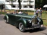 1951 Alvis Ta21 Tickford Drophead Coupe Auction Classic Car