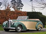 Alvis Ta21 Classic Car Review Honest John