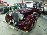 Alvis Tb 14 Roadster Convertible 1949 50